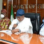 Osun Youth Policy Document: Fountain University sets up implementation committee 'You are partner in progress' – Oyetola